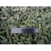 Frozen Okra (lady finger) RC-FV-001
