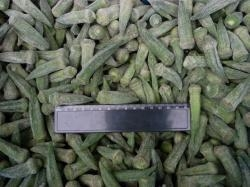 Quality Frozen Okra (lady finger) RC-FV-001 for sale