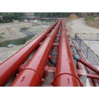 Cast Basalt Composite Pipes Used for Years