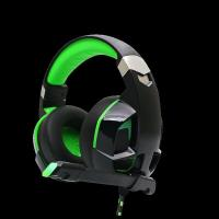 Buy cheap Gaming headphone M05 GreenGaming headphone from wholesalers