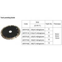 Buy cheap DIAMOND TUCK POINT BLADES from wholesalers