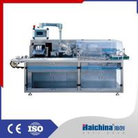 Buy cheap Cartoning Machine DZH-120 Horizontal Automatic cartoner from wholesalers