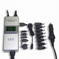 (4in 1) Universal Adapter with LED 90WPower Solutions(Ref.No.:4315313116)