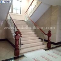 Buy cheap staircase 304 stainless steel column product