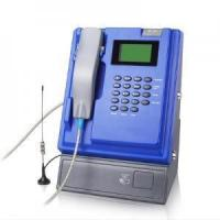 4G LTE Fixed Wireless Phone (4G FWP) Coin Operated WiFi Pay-Station / Payphone