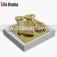 Buy cheap Lilladisplay- Retail Shoes store display stand shop fittings with MDF+Acrylic material SDR06S from wholesalers