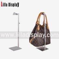 Buy cheap Lilladisplay- Adjustable stainless steel handbag display stand for counter display BDR02 from wholesalers
