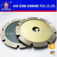 Buy cheap Angle Grinder Saw Blade Wall Chaser Tuck Point Blade Multi Tool Blade For Concrete product