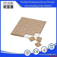 Buy cheap Insulating Glass Cork Mat from wholesalers