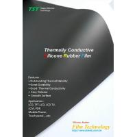 Buy cheap TA01 Series Thermally Conductive Silicone Rubber Film product
