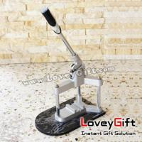 Buy cheap Button Badge Machine - Tripod Style without Mould B Badge Machines product