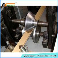 China High Speed Paper Edge Board Corner Protector Making Machine Production Line