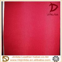 Buy cheap Diamond pattern artificial pvc calendering manufacturer of pvc leather product