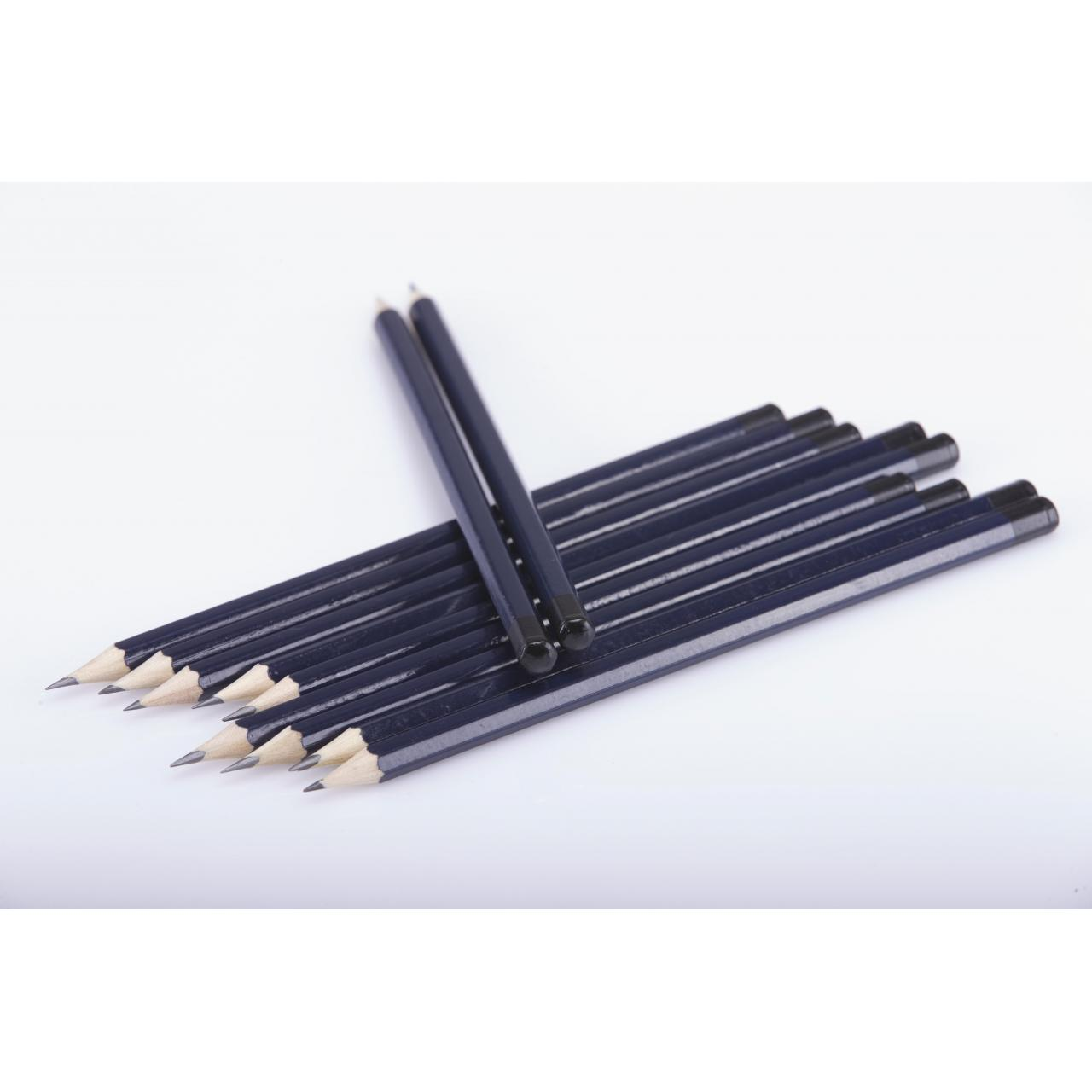 China HB pencil with tip on sale