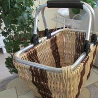 Buy cheap wicker shopping basket product