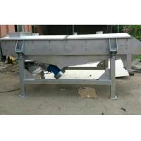 linear vibro Sifter Machine for Charcoal