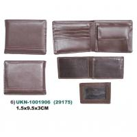 Buy cheap Men's Wallet UKN-1001906 Artworks No.UKN-1001906 from wholesalers