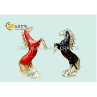 China Customized Glass Horse YJ-M888 on sale