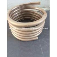 1inch 45 Degree Bend 6061 Aluminum Tubing with Best Price/Punching Aluminum Bend Tub