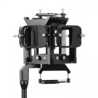 Buy cheap 360 Rigs For GoPro & YI 4K Cameras PG5-7 360VR Panoramic Rig For GoPro Hero5/6 from wholesalers