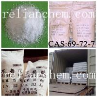 Buy cheap Medical Chemical Materials Salicylic acid CAS:69-72-7 product