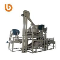 Buy cheap Brand new small hemp seed shelling dehuller Processing machine product