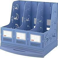 Buy cheap office stationery QBF-3373、A33733-in-1 File Rack product