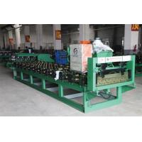Buy cheap CNC colored sheet roll forming machine HGYX25-210-840A roll forming machine from wholesalers