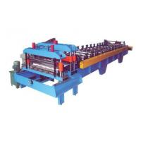 Buy cheap CNC colored sheet roll forming machine Arch aized glazed tile roll forming machine from wholesalers