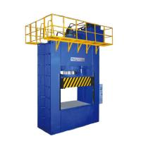 China Top Frame Hydraulic Press on sale