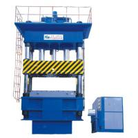 Buy cheap Four Column Double Action Sink Hydraulic Press from wholesalers
