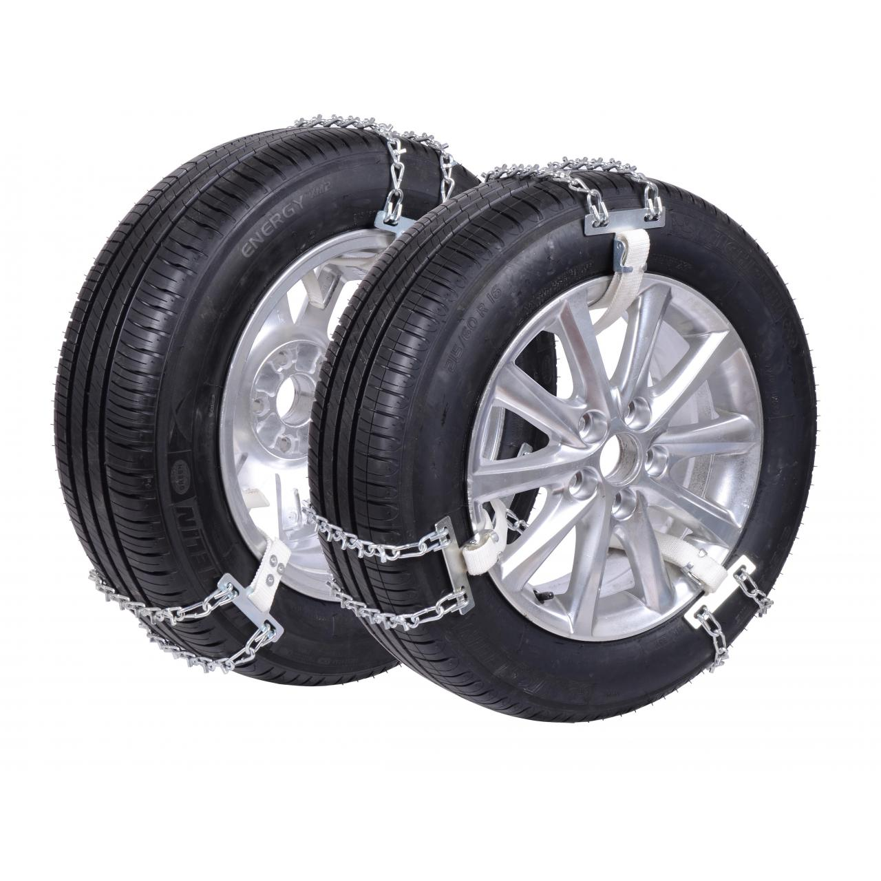 Buy cheap Snow Chains Emergency Steel Snow Chains from wholesalers