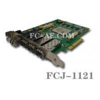Buy cheap MODEL:FCJ-1121 PCI Express Interface /2Gb/ Fiber Channel Fault Injection Card of 2 Channels from wholesalers