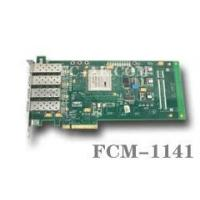 Buy cheap MODEL:FCM-1141 PCI Express Interface/2Gb/ Fiber Channel Monitor Card of 4 Channels from wholesalers