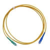 Buy cheap FIBER OPTIC PATCH CORD SC FC ST LC product