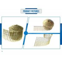 Buy cheap E.G 1 1/4 coil roofing nails for pallet product