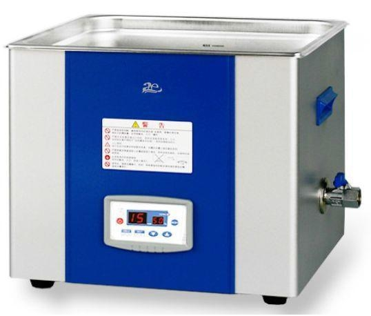 Frequency Ultrasonic Cleaner : Low frequency desk top ultrasonic cleaner with heater