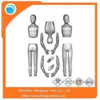 Body Parts Hot Toys Plastic Figure Mold