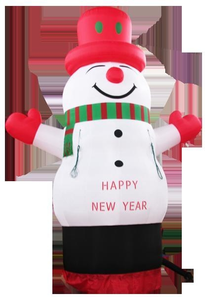 Christmas Inflatables 20 Foot Inflatable Snowman 48118126