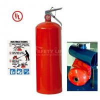 Buy cheap UL CERTIFIED EXTINGUISHERS product