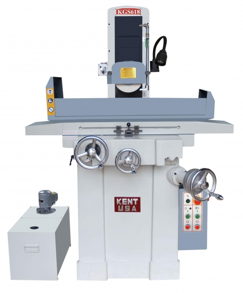 """Quality Kent KGS-618 6"""" x 18"""" Manual Surface Grinder for sale"""