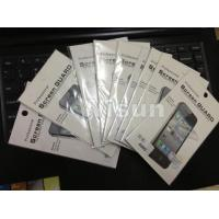 Buy cheap Screen protectors for iPhone 4 4s 5 5s 5c product