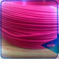Buy cheap 1.5 mm2 Glass fibre braiding silicone rubber high temperature cable product