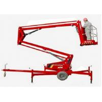 Traction folding arm lift 6m to 16mspider lift