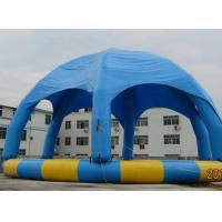 inflatable tent pool Land Mechinery