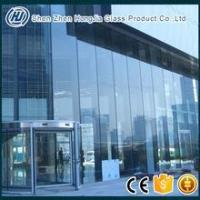 China CE BS tempered sound proof double glazing insulated glass on sale