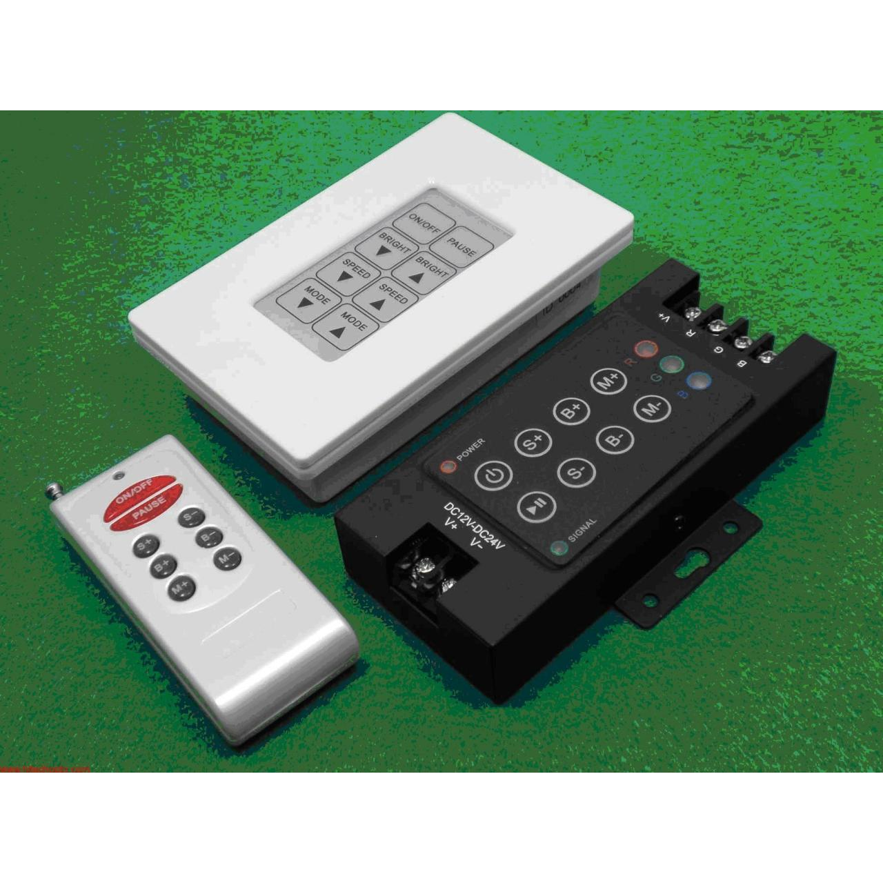 Buy cheap RGB controller of wireless operated 8and3keystoke product