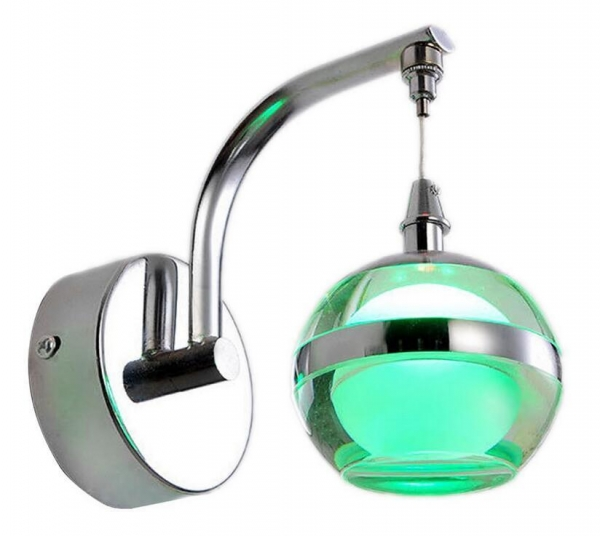 Crystal Ball Wall Lights : Kitchen furniture FUBARBAR LED Wall Light - 3w Led 5730 Crystal Ball Wall Lamp - 48279637