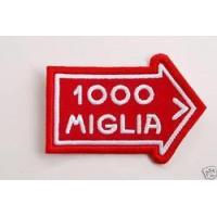 Buy cheap Accessories Mille Miglia Race Patch Badge from wholesalers