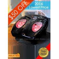 Buy cheap FootVibe Heated Foot Massager with Remote Item# MM003483 product